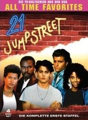 21 Jump Street (Staffel 1, 4 DVDs)