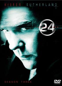 24 – Season 3 (7 DVDs)