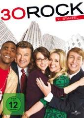 30 Rock (Season 2, 2 DVDs)