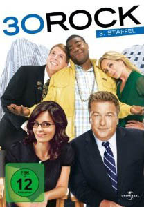 30 Rock (Season 3, 3 DVDs)