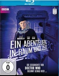 Ein Abenteuer in Raum und Zeit – Die Geschichte von Doctor Who beginnt genau hier…