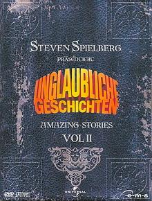 Unglaubliche Geschichten Vol.2 (3 DVDs)