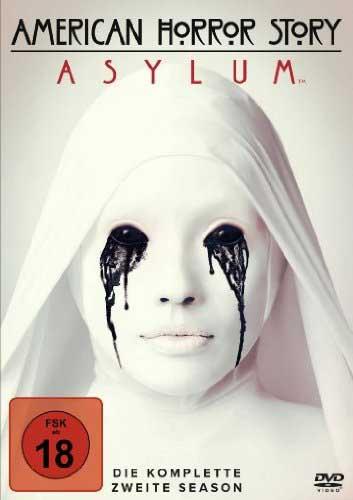 American Horror Story: Asylum (4 DVDs)