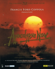 Apocalypse Now (Full Disclosure – Deluxe Edition, 3 Blu-rays)
