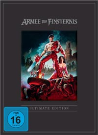 Armee der Finsternis (Ultimate Edition – 2 Blu-rays, 4 DVDs)