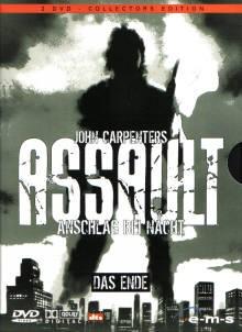 Assault – Anschlag bei Nacht (Collector's Edition – 2 DVDs)