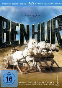 Ben Hur (Ultimate Collector's Edition – 3 Blu-rays)