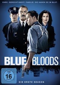 Blue Bloods (Die erste Season – 6 DVDs)