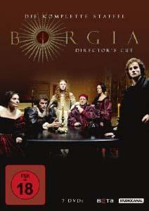 Borgia (Erste Staffel – Director's Cut)