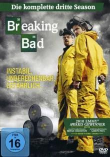 Breaking Bad (Season 3 – 4 DVDs)