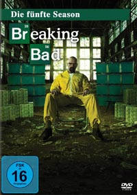 Breaking Bad (Season 5 – 3 DVDs)