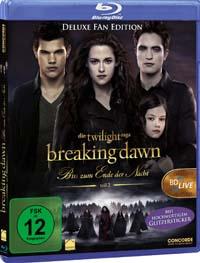 Breaking Dawn – Bis(s) zum Ende der Nacht: Teil 2 (Fan Edition)
