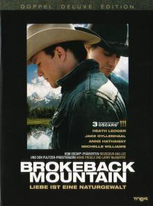 Brokeback Mountain (Deluxe Edition, 2 DVDs)