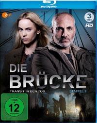 Die Brücke – Transit in den Tod (Staffel 2 – 3 Blu-rays)