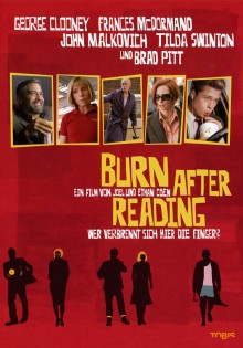 Burn After Reading (Single Disc Version)
