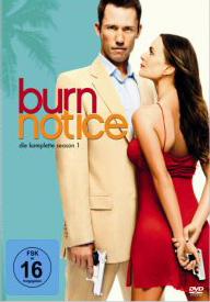 Burn Notice – Die komplette Season 1 (4 DVDs)