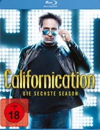 Californication (Die sechste Season – 3 BDs)