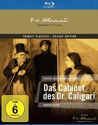 Das Cabinet des Dr. Caligari (Transit Classics – Deluxe Edition)