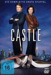 Castle (Staffel 1 – 3 DVDs)