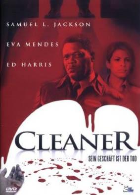 Cleaner – Sein Geschäft ist der Tod