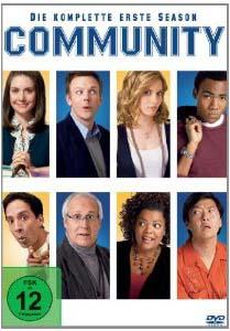 Community – Die komplette erste Season (4 DVDs)