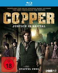 Copper – Justice is brutal (Staffel 2)