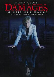 Damages – Im Netz der Macht (Staffel 1, 3 DVDs)