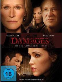 Damages – Im Netz der Macht (Staffel 2, 3 DVDs)