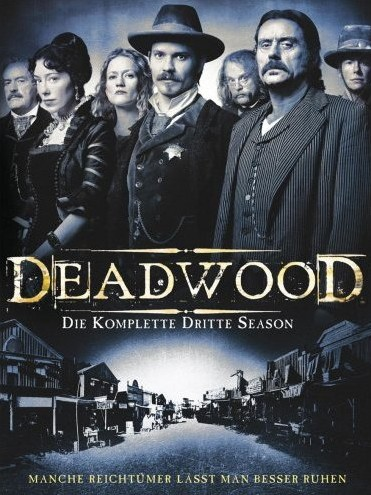 Deadwood – 3. Season (4 DVDs)