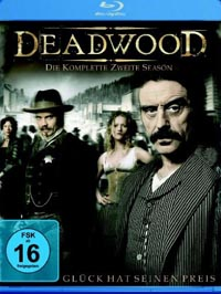 Deadwood (Die komplette zweite Season – 3 Blu-rays)