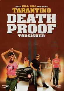Death Proof – Todsicher (Steelbook)