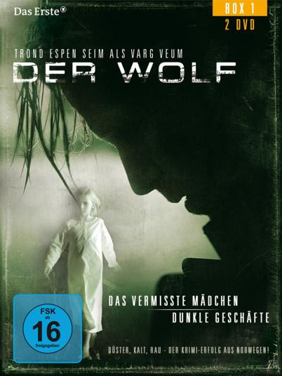 Der Wolf (Box 1, 2 DVDs)