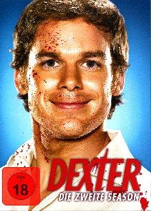 Dexter (Die zweite Season – 4 DVDs)