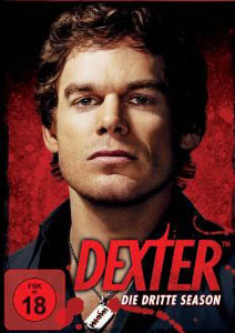 Dexter (Die dritte Season – 4 DVDs)