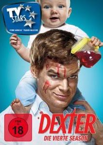 Dexter (Die vierte Season – 4 DVDs)