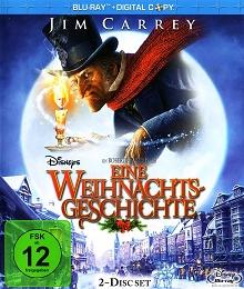 Disneys Eine Weihnachtsgeschichte (Blu-ray + Digital Copy)