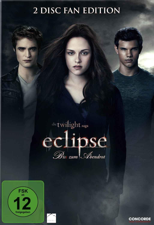 Eclipse – Biss zum Abendrot (2 Disc Fan Edition)