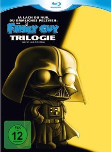 Family Guy – Ja, lach Du nur, Du dämliches Pelzvieh (3 Blu-rays)
