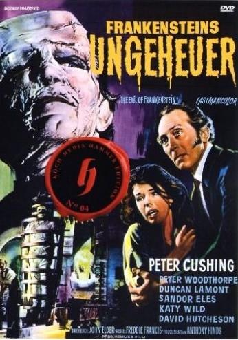 Frankensteins Ungeheuer (Hammer Edition)