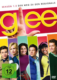 Glee (Season 1.2) (3 DVDs)