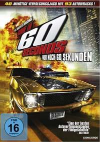 Gone in 60 Seconds – Nur noch 60 Sekunden (2 DVDs)