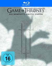 Game of Thrones (Die komplette dritte Staffel – 5 Blu-rays)