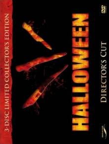 Halloween (Limited Collector's Edition – 3 DVDs)