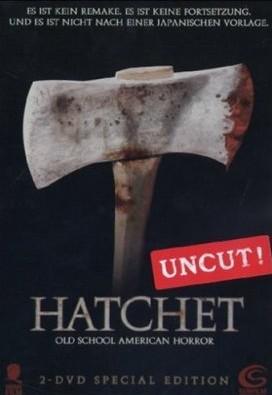 Hatchet (Special Edition – 2 DVDs)