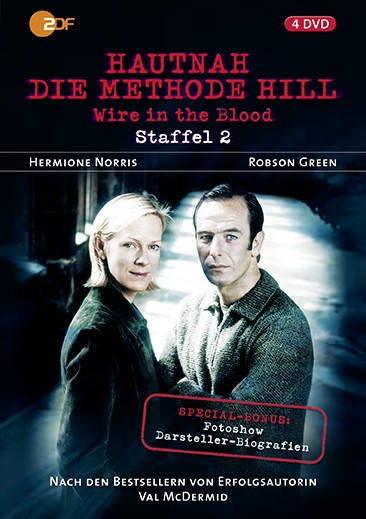 Hautnah – Die Methode Hill (Staffel 2, 4 DVDs)