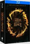 Der Herr der Ringe: Die Spielfilm-Trilogie (3 BDs + 3 DVDs)