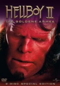 Hellboy II: Die Goldene Armee (Special Edition, 2 DVDs)