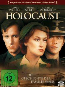 Holocaust – Die Geschichte der Familie Weiss (4 DVDs)