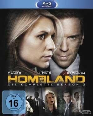 Homeland – Staffel 2 (2 Blu-rays)