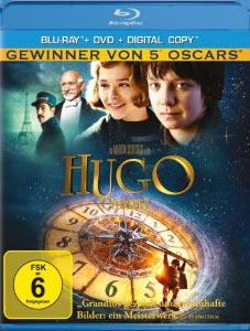Hugo Cabret (BD + DVD + Digital Copy)